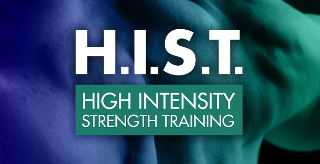 Hist high intensity training