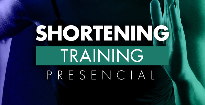 Shortening training presencial
